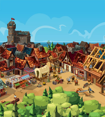 Goodgame Empire Goodgame Studios