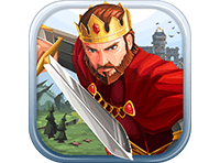 Empire: Four Kingdoms app icon