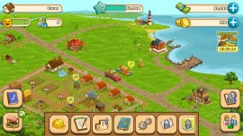 Big Farm: Mobile Harvest_screenshot_farm_Wasser