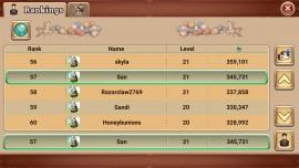 Skytopia - rankings