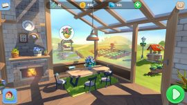 Big Farm: Home & Garden - Start
