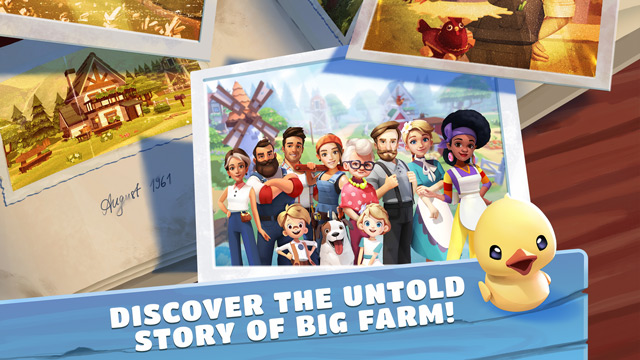 Big Farm: Home & Garden