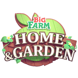 Big Farm: Home and Garden Logo