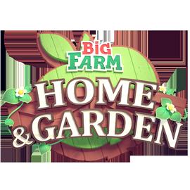 Big Farm: Home and Garden Logo
