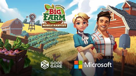 Goodgame Empire & Goodgame Big Farm available on Microsoft Store